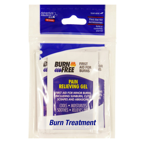 Adventure Medical Burn Treatment Pain Relieving Gel 0155-0250