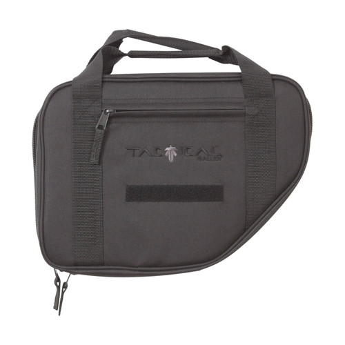 Allen Cases Battalion Double Handgun Case, Black 10943