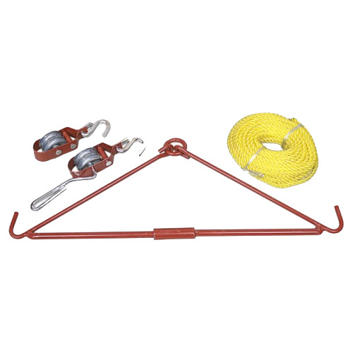 Allen Cases Takedown Gambrel & Hoist Kit 181