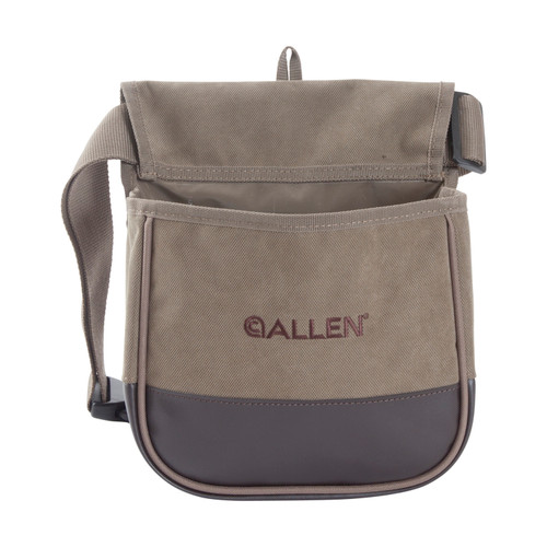 Allen Cases Select Canvas DC Shell Bag, Brown with Tan Accents 2306