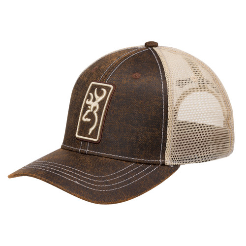 Browning Saltwood Cap One Size Brown 308717881