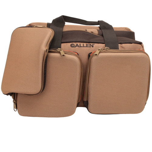 Allen Cases Eliminator Rangemaster Range Bag, Coffee 8305