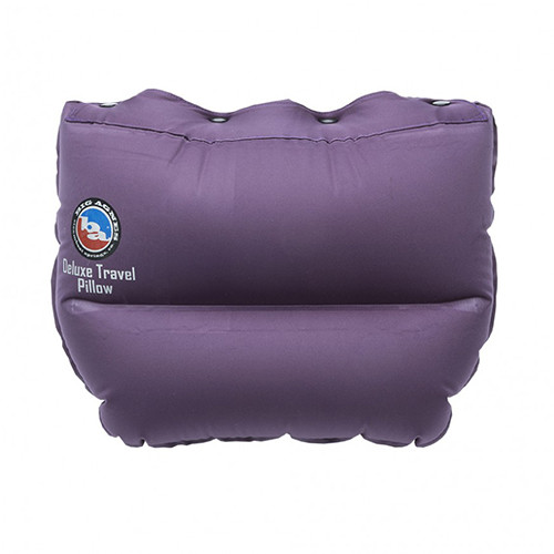 Big Agnes 2 Deluxe Travel Pillow, Eggplant ADTPEP16