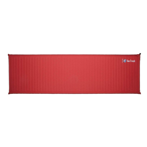 """Big Agnes 2 Two Track Petite (20"""" x 66"""" x 2""""), Red  PTTP213"""