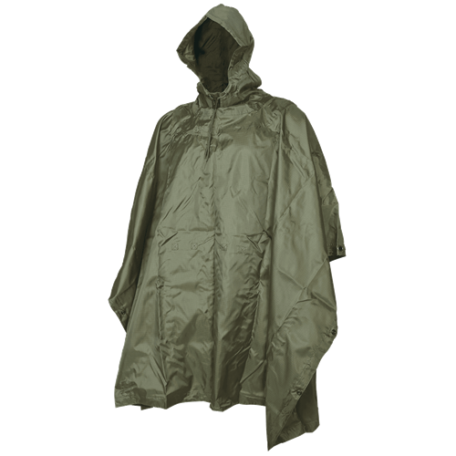 5ive Star Gear Poncho 3103000 OD Green
