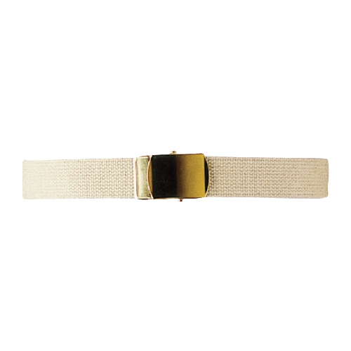 5ive Star Gear Web Belt with Metallic Closed Face Buckle 4124000 Khaki 44