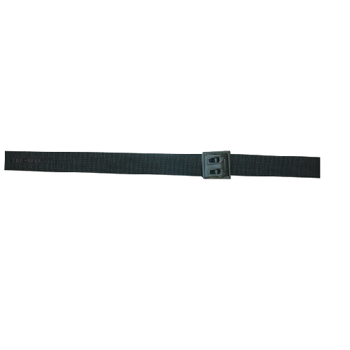 5ive Star Gear Web Belt with Open Face Buckle 4134000 Black