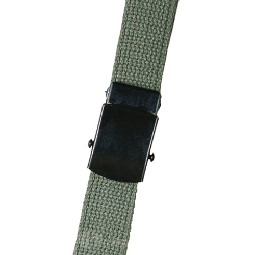 5ive Star Gear Web Belt with Closed Face Buckle 4138000 OD Green 54