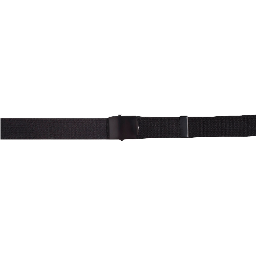 5ive Star Gear Web Belt with Closed Face Buckle 4139000 Black 54