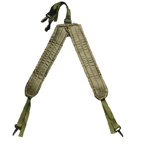 5ive Star Gear GI Spec Suspenders 4187000 OD Green