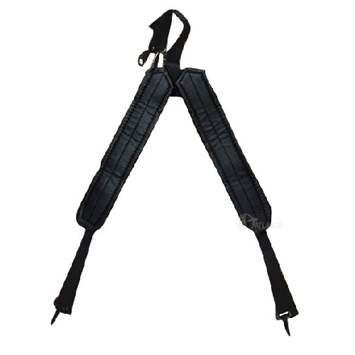 5ive Star Gear GI Spec Suspenders 4189000 Black