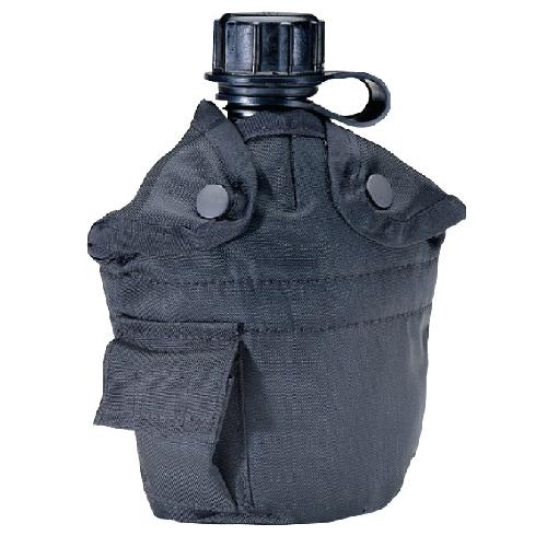 5ive Star Gear GI Spec 1-Quart Canteen Cover 4788000 Black