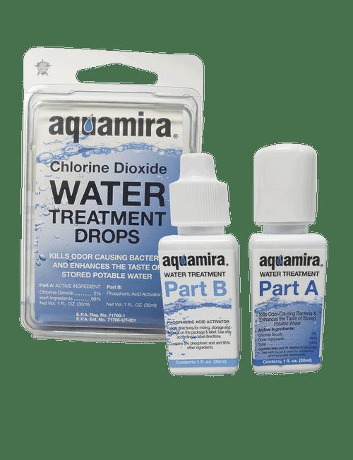 5ive Star Gear Aquamira Water Treatment Drops 4837000