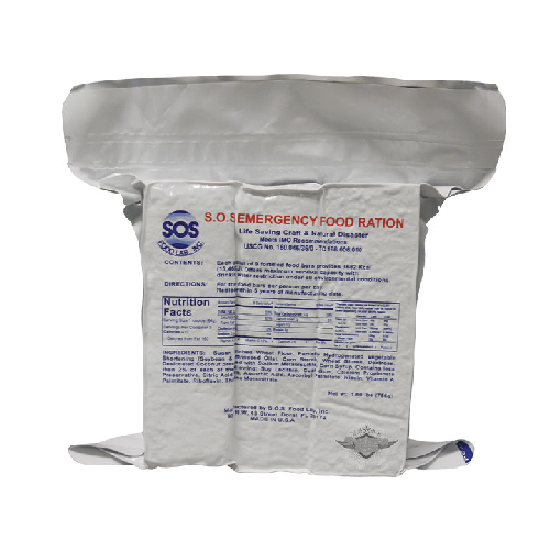 5ive Star Gear Emergency Food Ration Bars 4845000
