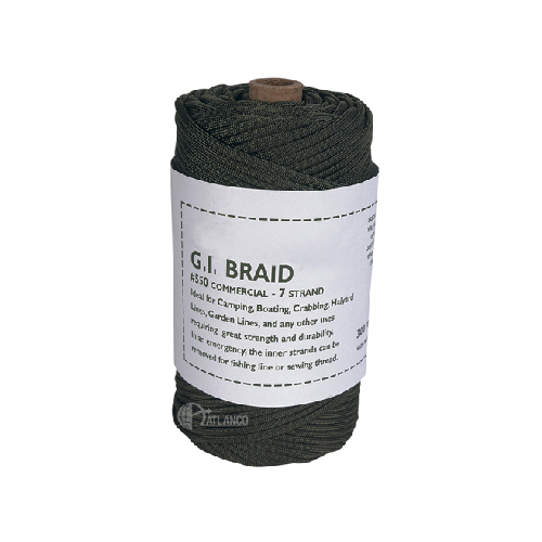 5ive Star Gear Paracord 5063000 OD Green 300'