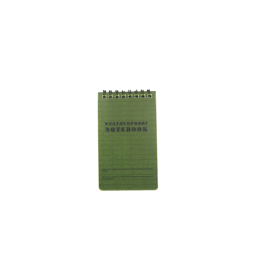 5ive Star Gear Weatherproof Notebook 5206000