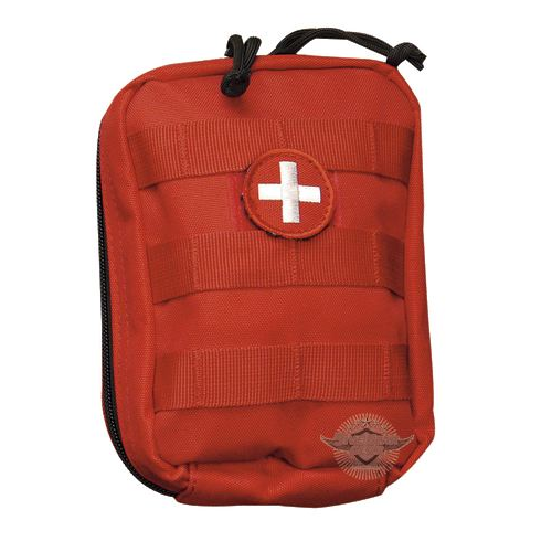 5ive Star Gear First Aid Trauma Kit 5260000 Red
