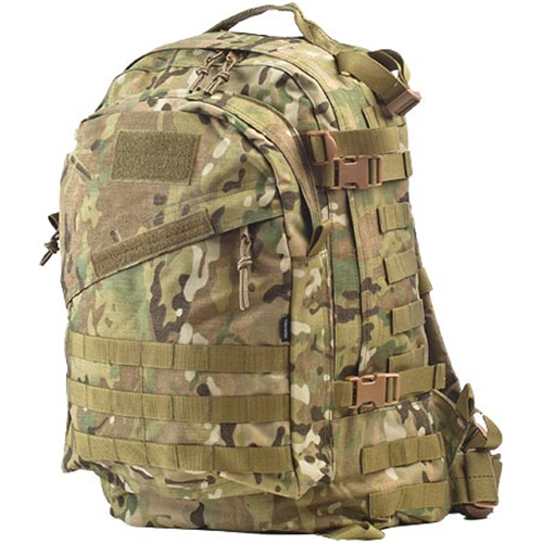 5ive Star Gear GI Spec 3-Day Military Backpack 6173000 Woodland Camo