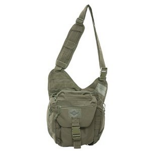 5ive Star Gear SSB-5S Tactical Shoulder Bag 6201000 OD Green