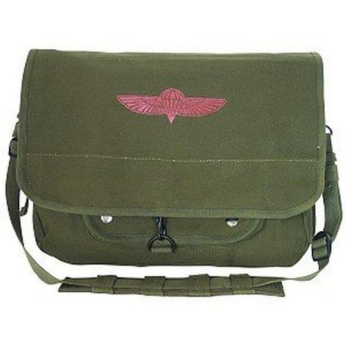 5ive Star Gear Paratrooper Shoulder Bag 6260000 OD Green