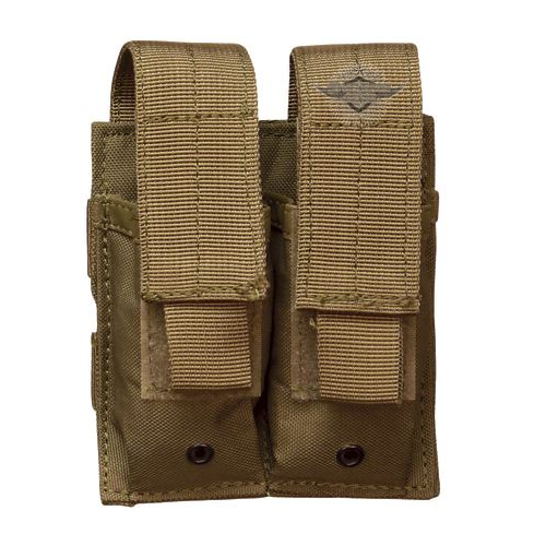 5ive Star Gear MPD-5S Double Pistol Mag Pouch 6467000 Coyote