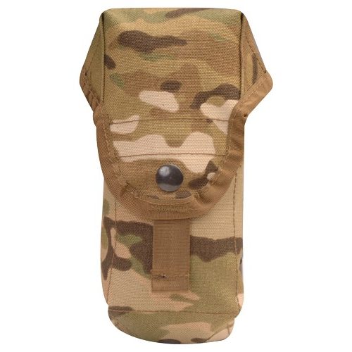 5ive Star Gear M.O.L.L.E. Compatible M-16 Two Mag Ammo Pouch 6534000 MultiCam