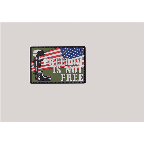 5ive Star Gear Freedom Is Not Free Morale Patch 6645000