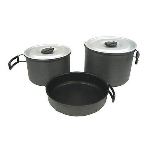 Chinook Ridge Hard Anodized Cookset XL 41415