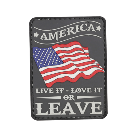 5ive Star Gear America Live It Love It Morale Patch 6656000