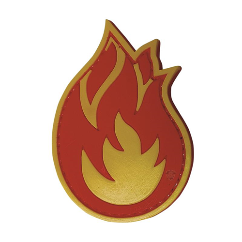 5ive Star Gear Fireball Morale Patch 6709000