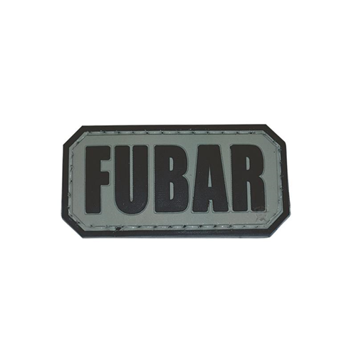 5ive Star Gear FUBAR Morale Patch 6710000
