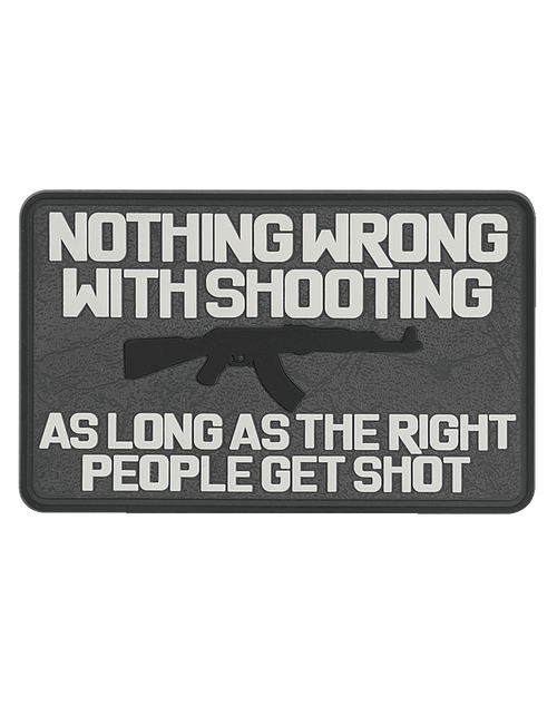 5ive Star Gear Nothing Wrong Morale Patch 6727000