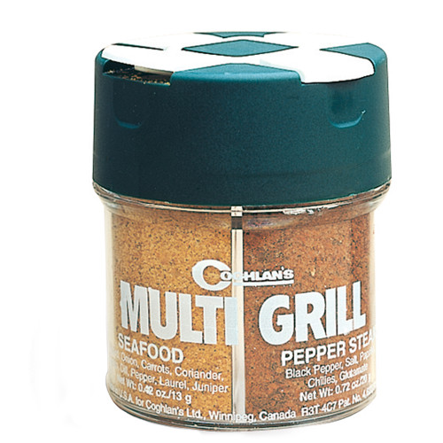 Coghlans Barbecue Grill Shaker w/ Spices 0072