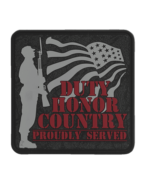5ive Star Gear Duty Honor Morale Patch 6742000