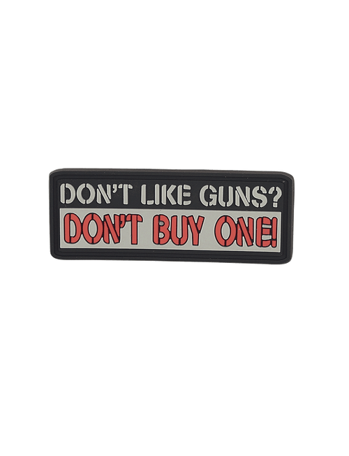 5ive Star Gear Don't Like Guns Morale Patch 6774000