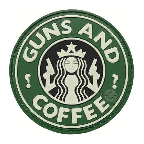 5ive Star Gear Guns & Coffee Morale Patch 6786000