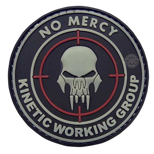 5ive Star Gear No Mercy Morale Patch 6787000