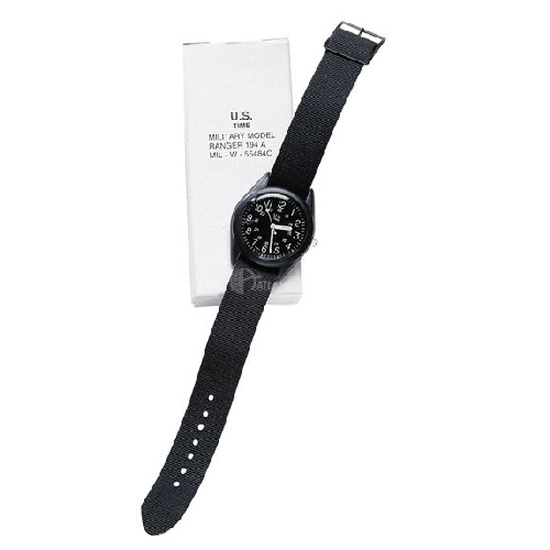 5ive Star Gear 194A Ranger Watch 8408000 Black