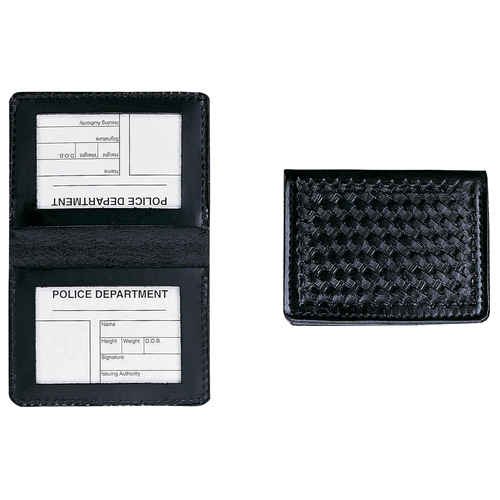 Aker Leather Id Case A596-BW