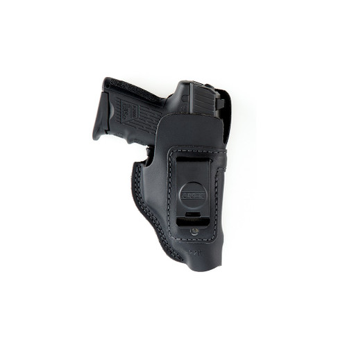 Aker Leather Spring Special Open Top IWB Holster H134BPRU-SS 365 Sig Sauer P365 Right