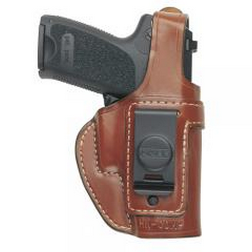 Aker Leather 160 Spring Special Executive Holster H160BPRU-MPS Black Smith & Wesson M&P Shield Right