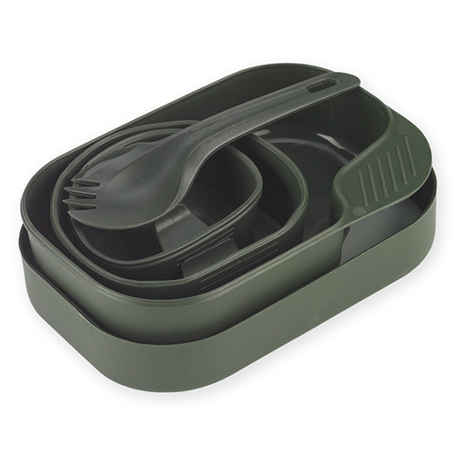 Proforce Equipment Camp-A-Box Complete Olive 21460