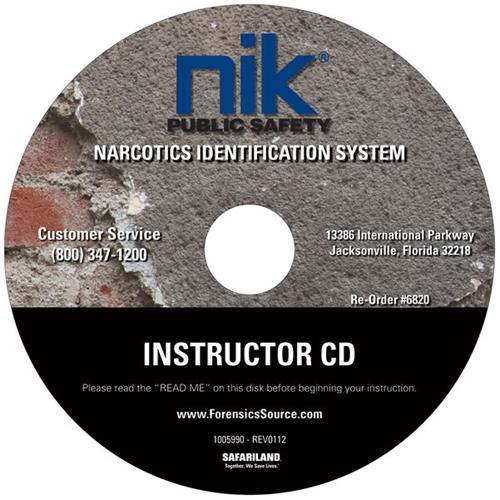 Armor Forensics NIK Basic Competency Training Kit 6820