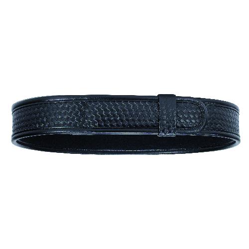 Bianchi Model 7970 AccuMold Elite Buckleless Duty Belt 22733 Black Basket Weave 38
