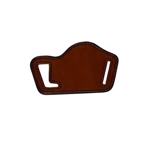 Bianchi Model 101 Foldaway Belt Slide Holster 25220 Tan 16 Right