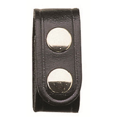 Bianchi Model 33 Belt Keeper - PatrolTek Leather 26455 Plain Brass