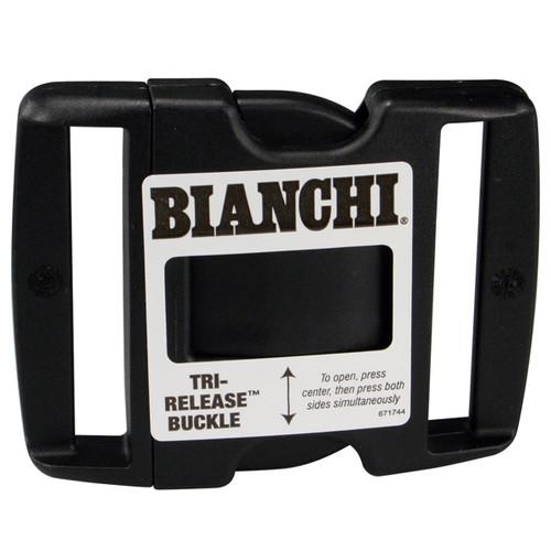 Bianchi Tri-Release Buckle 90060