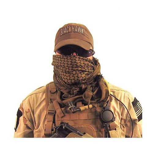 BLACKHAWK! Tactical Shemagh 330005CT Coyote Tan OSFA