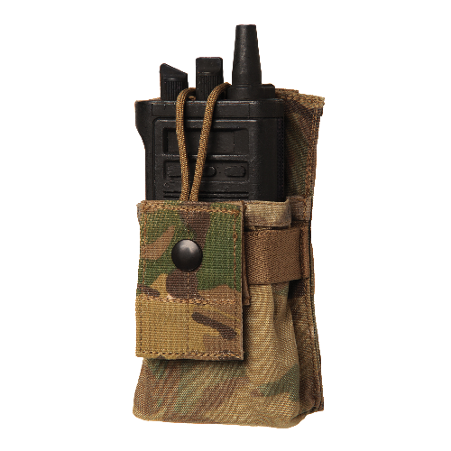BLACKHAWK! Small Radio/Gps Pouch 37CL35MC MultiCam