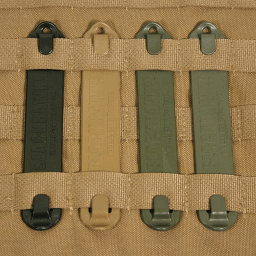 BLACKHAWK! S.T.R.I.K.E. Speed Clips 38C306CT Coyote Tan 3in.